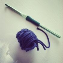headband yarn