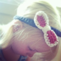 fourth of july headband tutorial