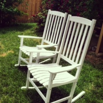 rocking chair craigslist find